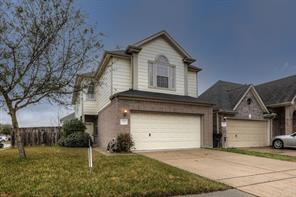 Houston Home at 13211 Gardnerville Street Houston                           , TX                           , 77034-2181 For Sale
