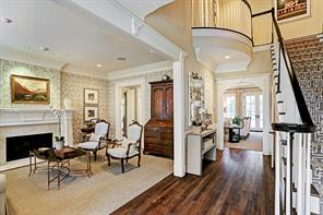 From the grand entry with hardwood floors the the living room on the left with fireplace and views or the family room, this home was meant for entertaining!