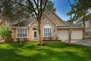 Houston Home at 79 Clovergate Circle The Woodlands                           , TX                           , 77382-5003 For Sale
