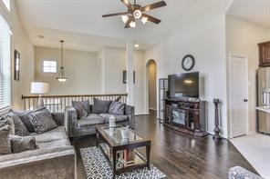Houston Home at 23310 Del Rosso Street Richmond                           , TX                           , 77406-1537 For Sale