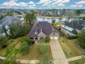 Houston Home at 16003 S Crooked Lake Way Cypress                           , TX                           , 77433-4606 For Sale