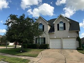 Houston Home at 18 Palomar Drive Manvel , TX , 77578-4982 For Sale