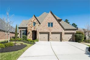 Houston Home at 199 Oarwood Place The Woodlands                           , TX                           , 77389-5317 For Sale