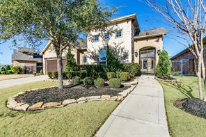 Houston Home at 17706 Netherby Lane Richmond                           , TX                           , 77407-2813 For Sale
