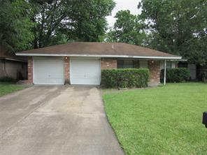 2142 rainy river, houston, TX 77088