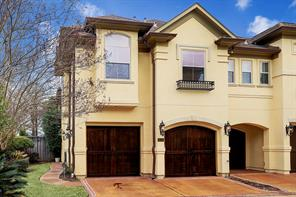 Houston Home at 6210 Elm Heights Lane Houston , TX , 77081-2409 For Sale