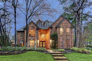 Houston Home at 23 Flatcreek Place The Woodlands                           , TX                           , 77381-6103 For Sale