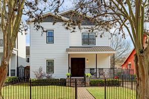 Houston Home at 1142 Allston Street Houston , TX , 77008-6824 For Sale