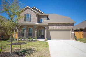 "NEW! Lennar Homes Brookstone Collection, ""Alabaster"" Plan w/ Brick Elevation ""B"" in beautiful Ladera Creek! Amazing 2 Story ""Everything s Included"" 4/3.5/2 features Formal Dining, Master Suite & 2nd Bedroom down, Game & Opt. Media Rooms up. Covered Rear Patio!"