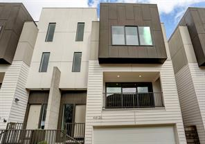 Houston Home at 4812 Chenevert Street C Houston                           , TX                           , 77004-5672 For Sale