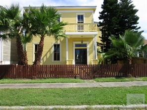 Houston Home at 1505 Mechanic Street Galveston , TX , 77550-2530 For Sale
