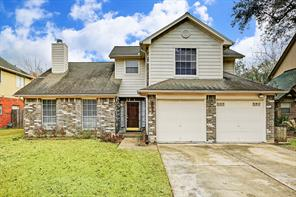 Houston Home at 510 Lakeside Lane Friendswood                           , TX                           , 77546-5878 For Sale