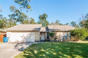 Houston Home at 106 Baretta Drive Conroe , TX , 77301-4574 For Sale
