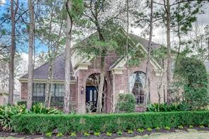 Houston Home at 14 Rumplecreek Place Spring                           , TX                           , 77381-6176 For Sale