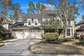 Houston Home at 22 Plum Crest Circle Spring                           , TX                           , 77382-5723 For Sale