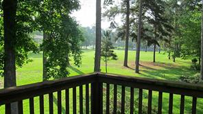 Fabulous view of golf course, from upstairs balcony and game room