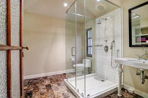 Another of the second floor secondary baths.  This home truly is vintage charm meets wonderful updates.