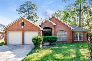 Houston Home at 5502 Village Springs Drive Houston                           , TX                           , 77339-1248 For Sale