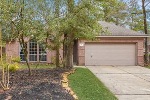 Houston Home at 14 Barn Lantern Place Spring , TX , 77382-1122 For Sale