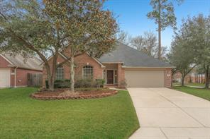 Houston Home at 2 Nila Grove Court Conroe                           , TX                           , 77385-3447 For Sale