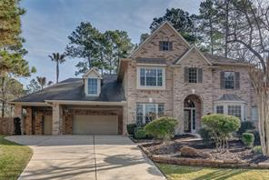 Houston Home at 23 Millwright Place Spring , TX , 77382-2674 For Sale