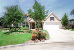 Houston Home at 17711 Viamonte Lane Spring , TX , 77379-5314 For Sale