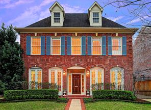 Houston Home at 3915 Rice Boulevard Houston , TX , 77005-2849 For Sale