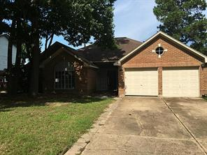 Houston Home at 5506 Village Springs Drive Humble                           , TX                           , 77339-1248 For Sale