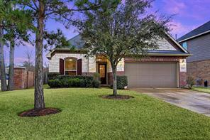 Houston Home at 12730 Bedell Bridge Lane Humble                           , TX                           , 77346-1136 For Sale