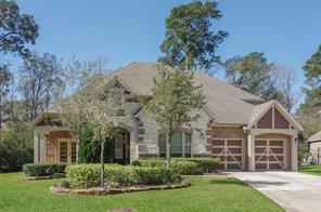 Houston Home at 7 Golden Orchard Place Magnolia , TX , 77354-3353 For Sale