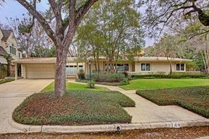 Houston Home at 3744 Westerman Street Houston                           , TX                           , 77005-1168 For Sale