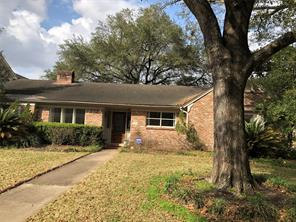 Houston Home at 6122 Cedar Creek Drive Houston                           , TX                           , 77057-1802 For Sale