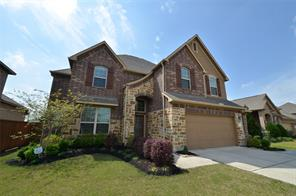 Houston Home at 10702 Belshill Street Richmond , TX , 77407-2117 For Sale