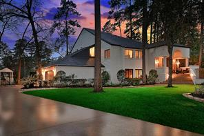 Houston Home at 18 Secluded Trl The Woodlands                           , TX                           , 77380-1681 For Sale