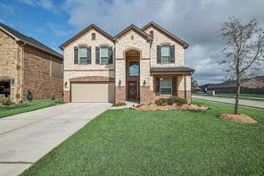 Houston Home at 3739 Paladera Place Court Spring , TX , 77386-4800 For Sale