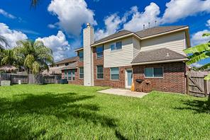2525 Harlequin Court, League City, TX 77573