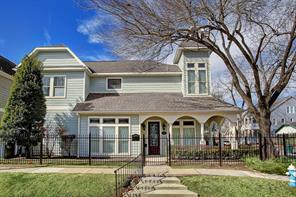 Houston Home at 2519 Oxford Street Houston , TX , 77008-2344 For Sale