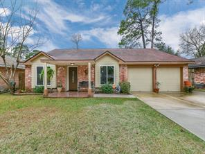 Houston Home at 23323 Naples Drive Spring , TX , 77373-6867 For Sale