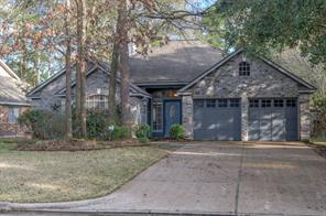 Houston Home at 3026 Creek Manor Drive Kingwood                           , TX                           , 77339-1223 For Sale