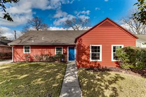 Houston Home at 3723 Wheeler Street Houston , TX , 77004-5533 For Sale
