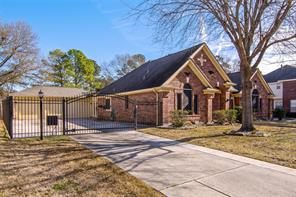 Houston Home at 7415 Fall Springs Lane Humble                           , TX                           , 77396-4129 For Sale
