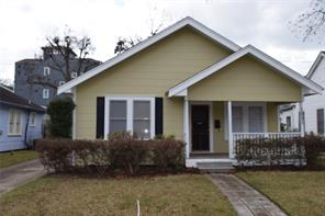 Houston Home at 1031 Lawrence Street A Houston , TX , 77008-6649 For Sale