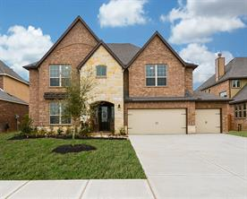 Houston Home at 3523 Harper Ferry Place Drive Katy                           , TX                           , 77494 For Sale