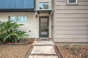 Houston Home at 1501 Utah Street Houston , TX , 77007-3000 For Sale