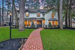 Houston Home at 8107 Twining Oaks Lane Spring , TX , 77379-4599 For Sale