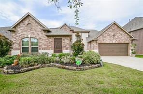 Houston Home at 2706 Carriage Hollow Lane Katy                           , TX                           , 77494-6253 For Sale