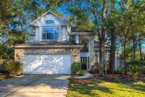 Houston Home at 2 Eastwood Place The Woodlands , TX , 77382-1396 For Sale