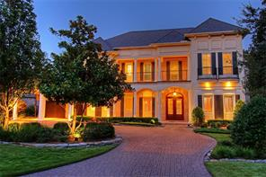 Houston Home at 6 Hunnewell Way The Woodlands                           , TX                           , 77382-5404 For Sale