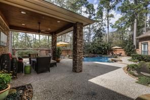 Houston Home at 2 Firefall Court The Woodlands , TX , 77380-2640 For Sale