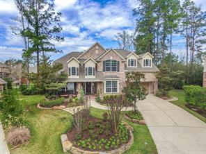 Houston Home at 31 Ricegrass Place The Woodlands , TX , 77389-2300 For Sale